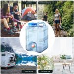 comprar bidón de agua portátil amazon