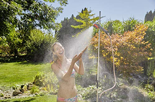 comprar ducha portatil para jardín