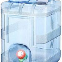 Bidón de agua portátil para coche