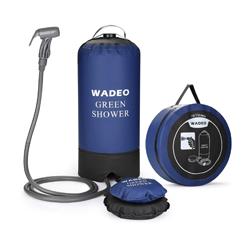 comprar ducha portátil de camping barata en wadeo
